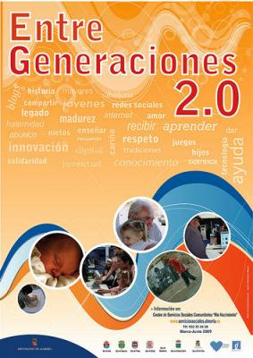 1º programa entre generaciones 2.0 (03/03/2009)